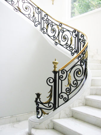 filter_Main Stair Railing