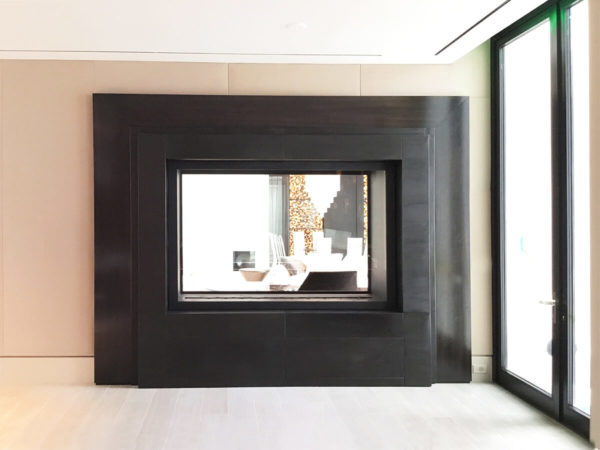filter_Fireplace Mantel – Metal Cladding