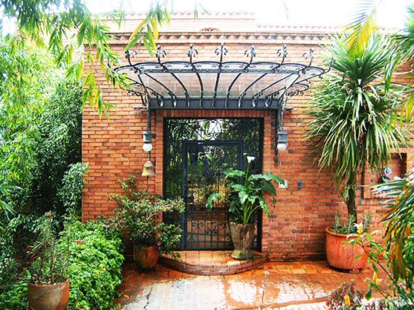 filter_Garden Metal Pergola