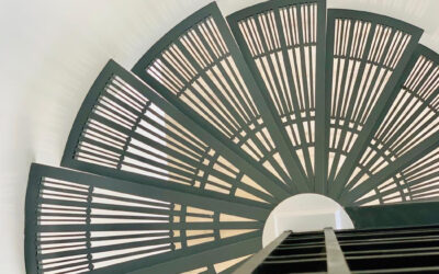 The spiral stair attraction