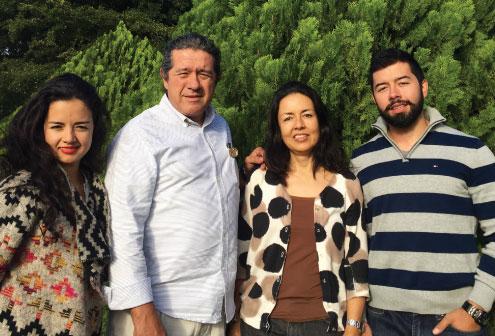 Luis Fernando Beltrán Family - Belt Atelier