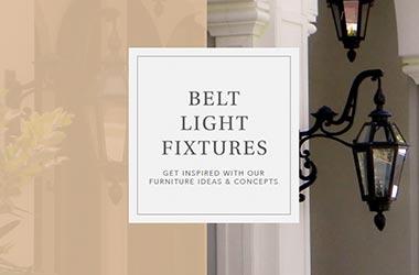 Belt Light Textures - Belt Atelier